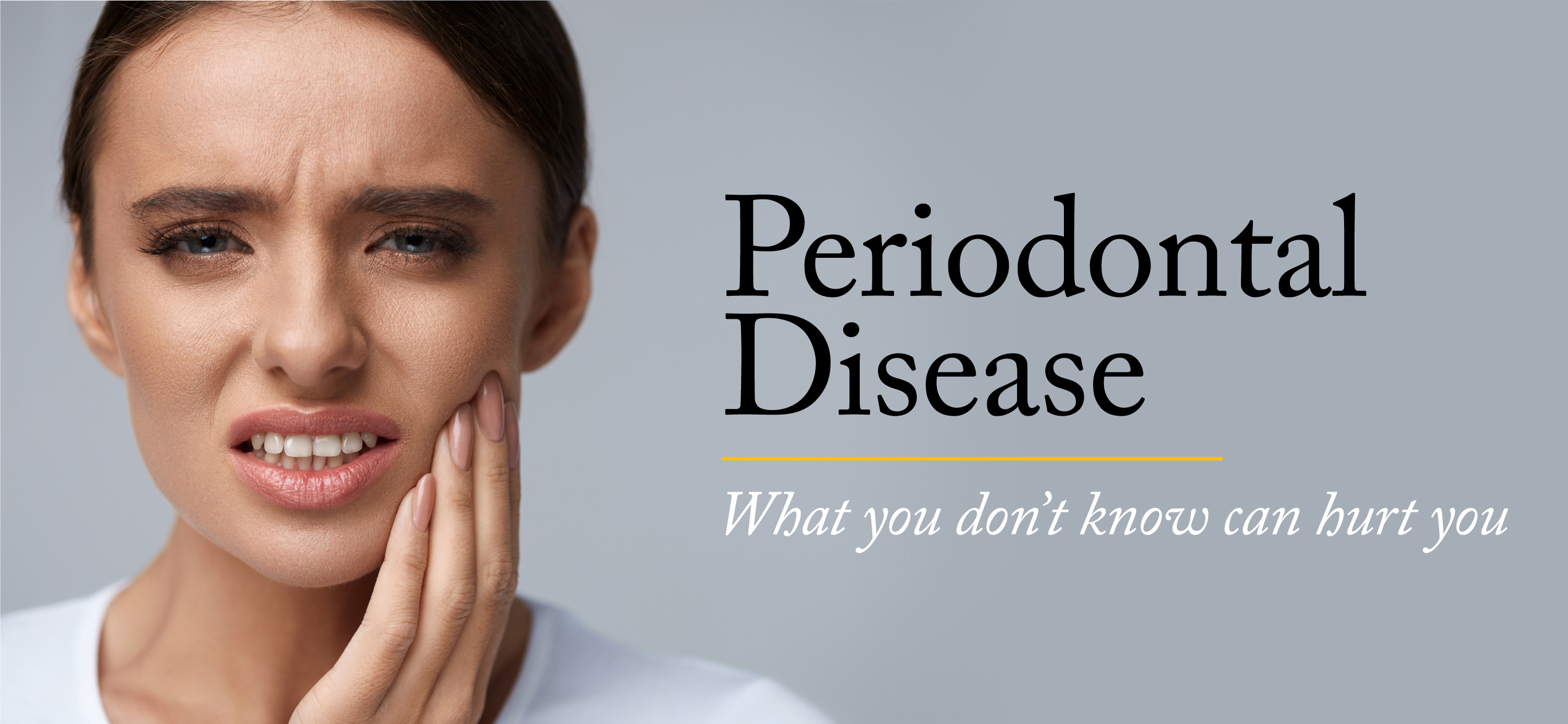 Lacey Periodontal Disease
