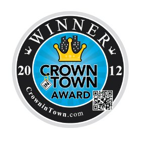 Award Crown In Town 2012