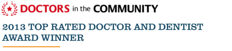 Doctors in the Community Award