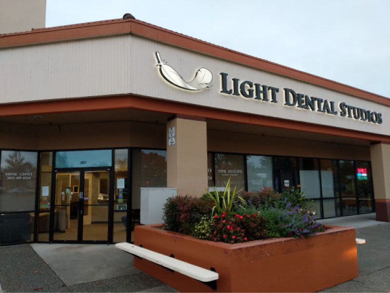 Lacey dentist office