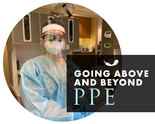 Going Above and Beyond PPE
