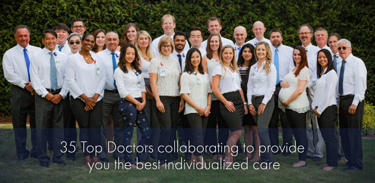 Light Dental Studios Dentists Group Photo