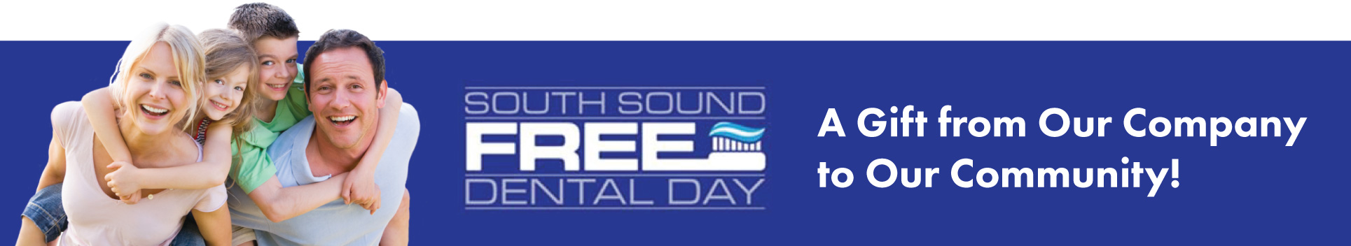 South Sound Free Dental Day