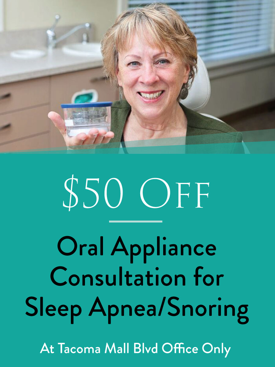 $50 off Oral Appliance