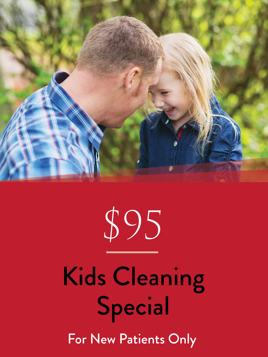 $95 Kids Cleaning Special