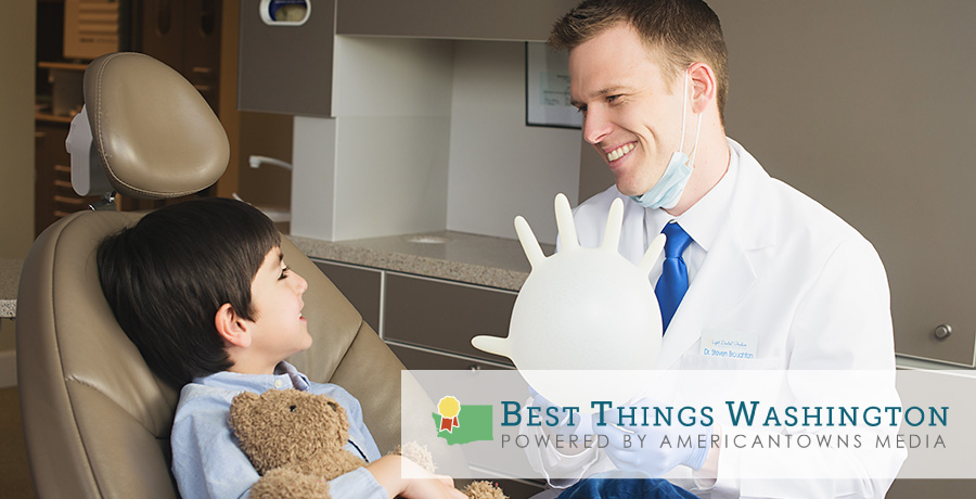 Dr. Jordan Collins Voted Best Kid-Friendly Dentist in WA
