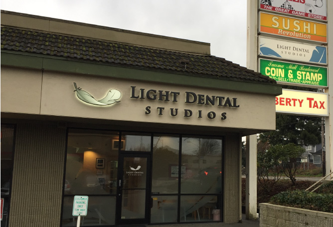 Light Dental Studios of Tacoma Mall Blvd, WA
